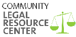 COMMUNITY LEGAL RESOURCE CENTER - Logo2